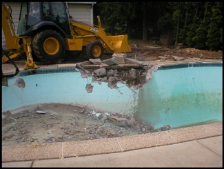 Phil Detweiler: Pool Removal